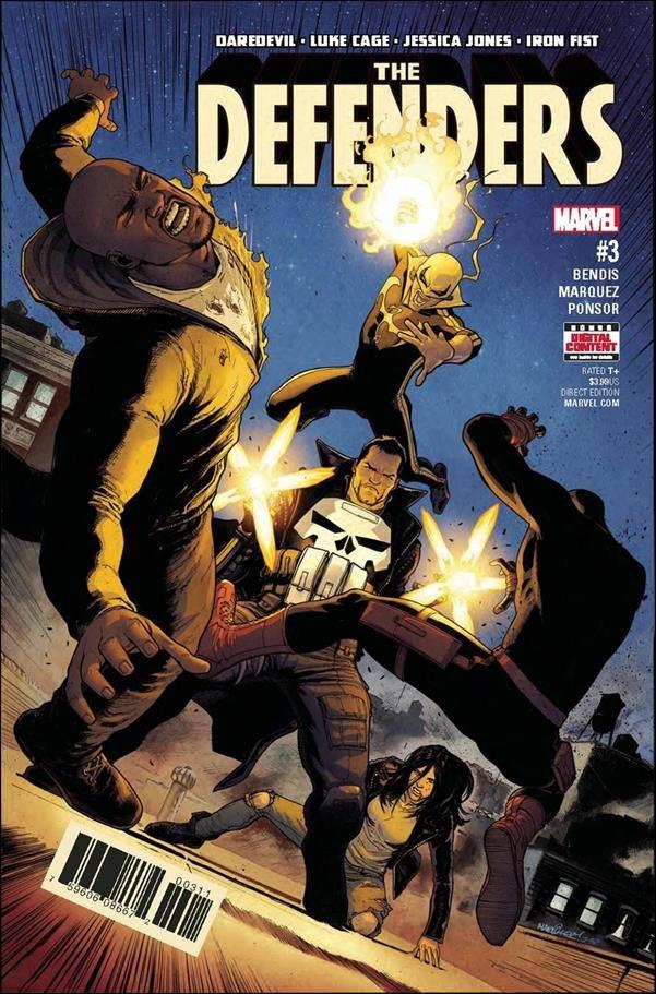 Defenders #3 [2017] VF/NM Marvel Comics