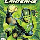 Green Lanterns #25 Brandon Peterson Variant Cover [2017] VF/NM DC Comics