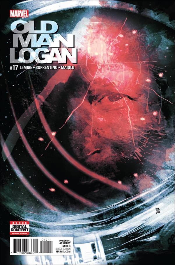 Old Man Logan #17 [2017] VF/NM Marvel Comics