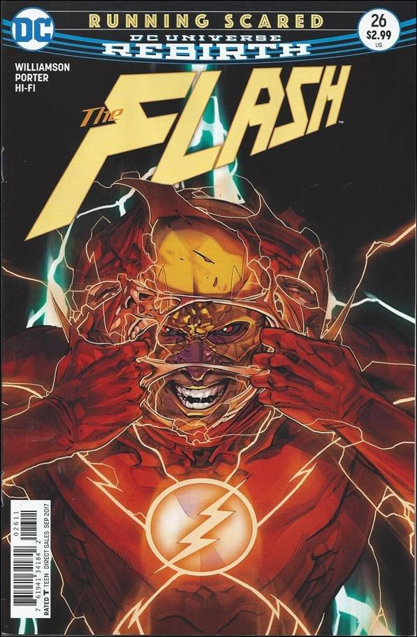 Flash #26 [2017] VF/NM DC Comics