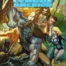 Justice League of America #9 Doug Mahnke Variant Cover [2017] VF/NM DC Comics