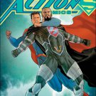 Action Comics #984 Mikel Janin Variant Cover [2017] VF/NM DC Comics