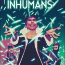 Uncanny Inhumans #20 [2017] VF/NM Marvel Comics