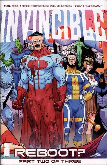 Invincible #125 [2015] VF/NM Image Comics