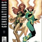 Generations: Phoenix and Jean Grey #1 Terry Dodson Variant Cover [2017] VF/NM Marvel Comics