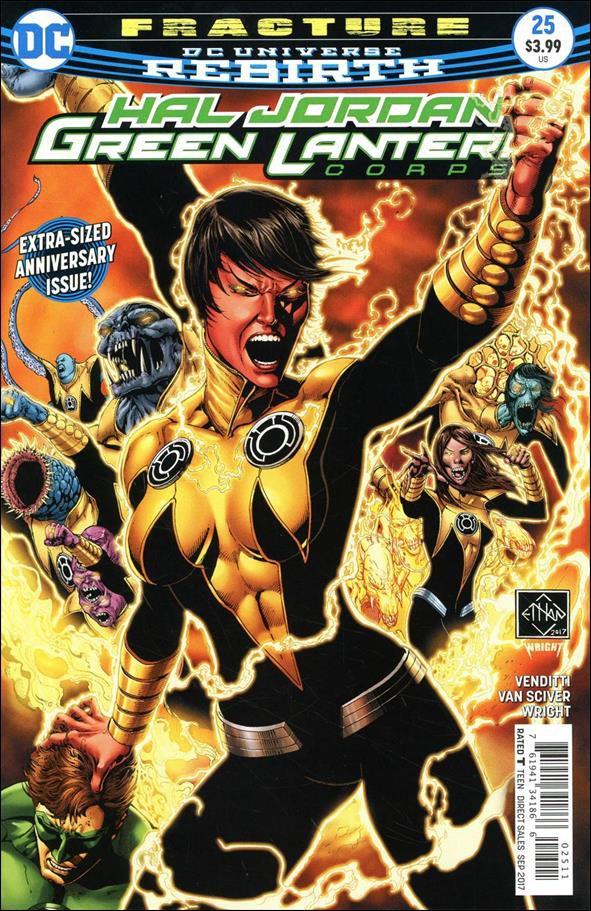 Hal Jordan and the Green Lantern Corps #25 [2017] VF/NM DC Comics