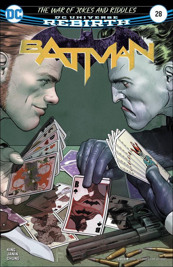 Batman #28 [2017] VF/NM DC Comics