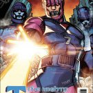 Mighty Thor #21 Jim Lee X-Men Trading Card Variant Cover [2017] VF/NM Marvel Comics