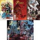 A-Force Trade Set #1-5 [2015] VF/NM Marvel Comics