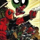 Spider-Man / Deadpool #3 Third Printing [2016] VF/NM Marvel Comics