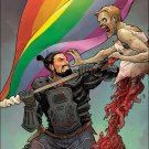 "Walking Dead #168 Sina Grace ""Pride Month"" Variant Cover [2017] VF/NM Image Comics"