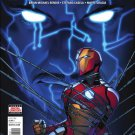Invincible Iron Man #10 [2017] VF/NM Marvel Comics