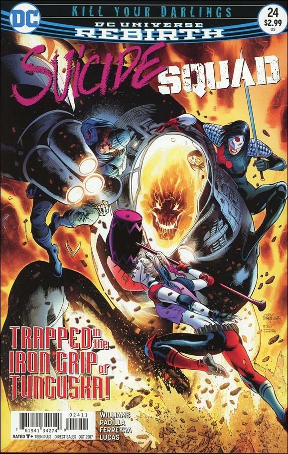 Suicide Squad #24 [2017] VF/NM DC Comics