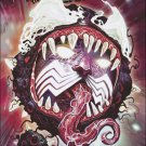 All-New Guardians of the Galaxy #9 Venomized Villains Variant Cover [2017] VF/NM Marvel Comics