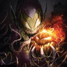 Amazing Spider-Man #32 Francesco Mattina Venomized Villains Variant Cover [2017] VF/NM Marvel Comics