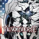 Venomverse #5 of 5 Elizabeth Torque Variant Cover [2017] VF/NM Marvel Comics