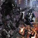 Venomverse #5 of 5 Clayton Crain Connecting Variant Cover [2017] VF/NM Marvel Comics