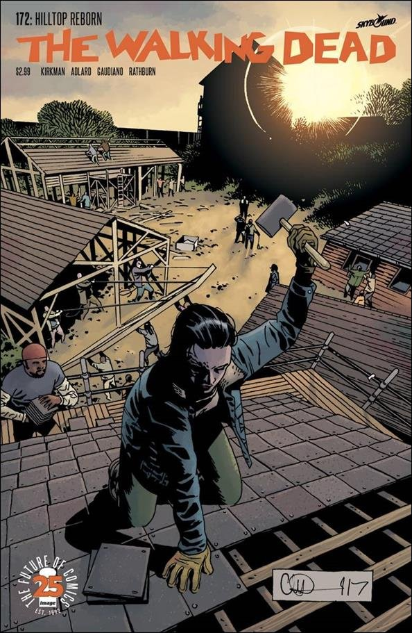 Walking Dead #172 [2017] VF/NM Image Comics