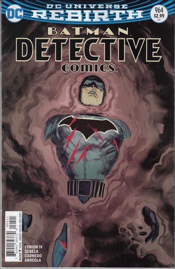 Detective Comics #964 Rafael Albuquerque Variant Cover [2017] VF/NM DC Comics