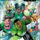 Hal Jordan and the Green Lantern Corps #29 Barry Kitson Variant Cover [2017] VF/NM DC Comics