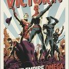 Secret Empire: Omega #1 Michael Cho Variant Cover [2017] VF/NM Marvel Comics