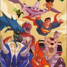 Justice League / Power Rangers #6 of 6 [2017] VF/NM DC Boom! Studios Comics