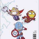 Marvel Legacy #1 Skottie Young Variant Cover [2017] VF/NM Marvel Comics