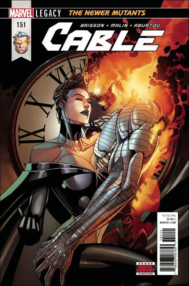 Cable #151 [2018] VF/NM Marvel Comics