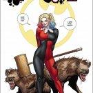 Harley Quinn #32 Frank Cho Variant Cover [2018] VF/NM DC Comics