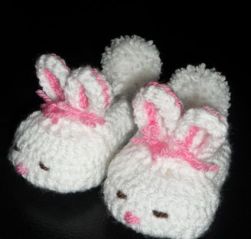 How To Crochet Baby Shoes