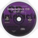 Interactive CD Sampler Disc Volume 4