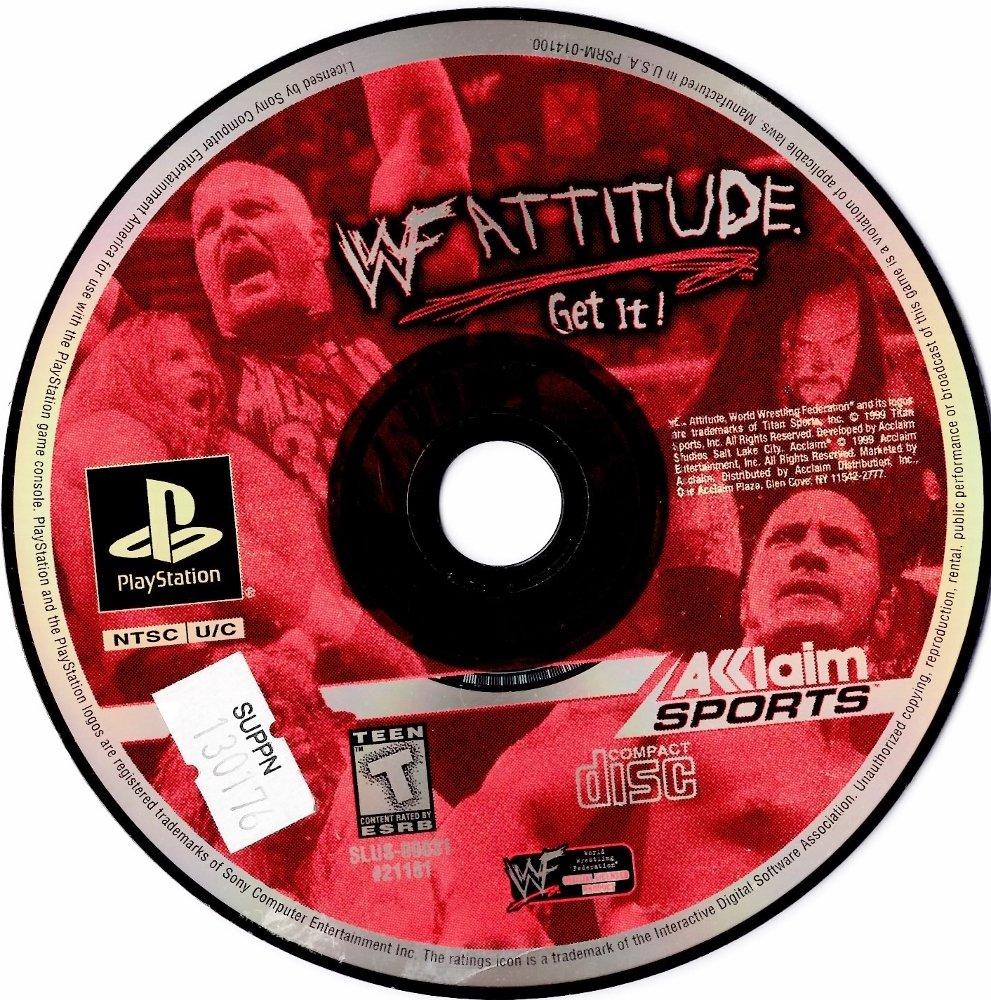 WF Attitiude Get It