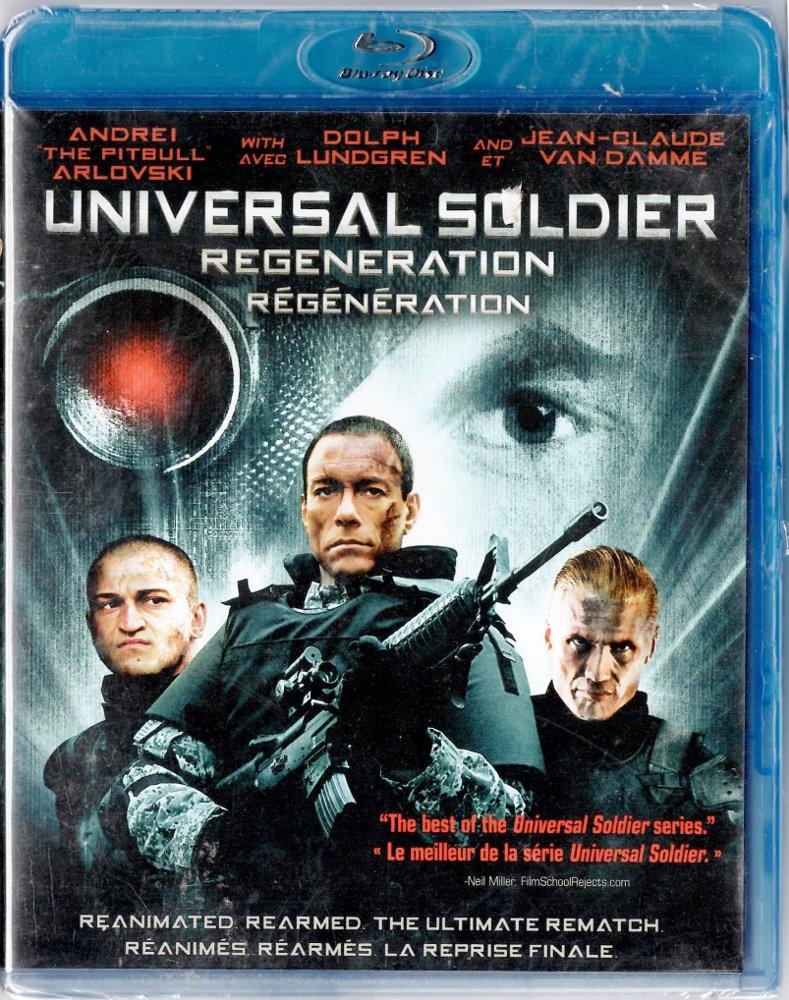 Universal Soldier Regeneration