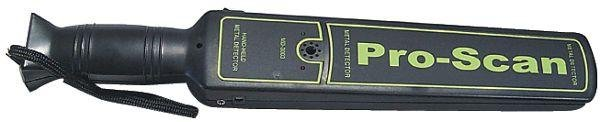 Pro-Scan Security Handheld Metal Detector Free Shipping