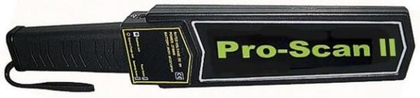 Pro-Scan 2 Security Handheld Metal Detector Free Shipping