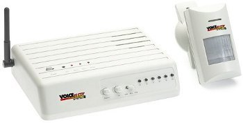 Voice Alert 6 System Home Motion Monitoring Alarm