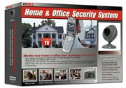 Complete VISEC Security Surveillance System With Webcam and GrabBee II Connection
