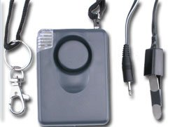 Streetwise Personal Door Security Alarm with  Light SWPDAL