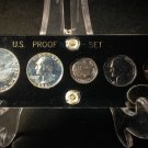 1961 US Proof Set in Capital Plastic Protective Holder BU Never Open-Rare