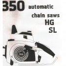 Chain Saw Parts List Homelite 350