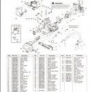 Chain Saw Parts List McCulloch Mac 2316AV