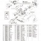 Chain Saw Parts List McCulloch Mac 2214AV