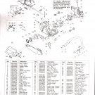 Chain Saw Parts List Mc Culloch , Mac Cat 335, 435, 440
