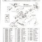 Chain Saw Parts List Mc Culloch , Mac 2618CAV