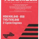 TECUMSEN Techmician's Handbook 2-Cycle Engines
