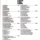 Homelite String Trimmer ST185 Parts List
