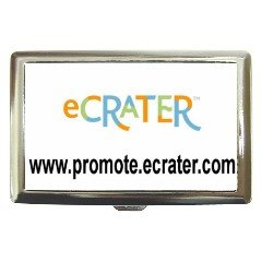 Customized Cigarette Case - Promotional Item Personalize It