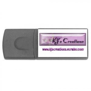 Custom USB Flash Drive Rectangular 512 MB Customize Promotional Item Personalize It