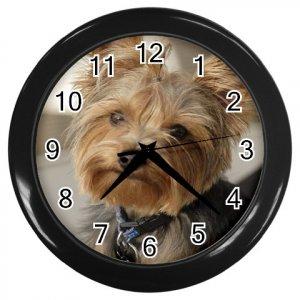 Black Custom Wall Clock Customize Promotional Item Personalize It