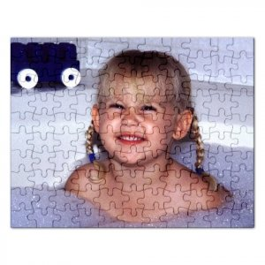 Logo Jigsaw Puzzle Rectangular Customize Promotional Item Personalize It